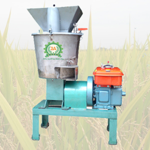 Máy chế biến thức ăn chăn nuôi động cơ Diesel 3A 5Hp