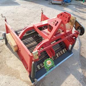 Đầu máy thu hoạch sắn ST-16