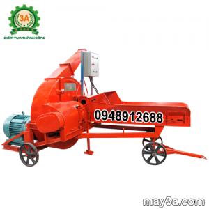 Hình ảnh Máy băm cỏ công nghiệp 3A 9RC-130