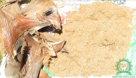 máy nghiền rơm rạ, vỏ dừa 3A15Kw