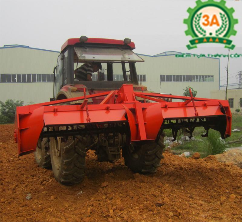Máy làm luống trồng cây MSU180-350