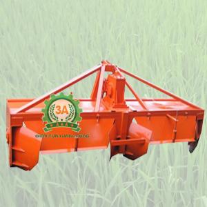 Máy làm luống trồng khoai mì