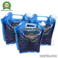 Ba túi chế phẩm EM1 dạng 5 lít