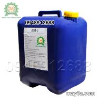 Chế phẩm EM1 dạng can nhựa 20 lít