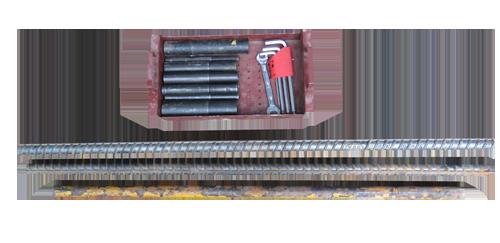 Dụng cụ máy cán ren JBG-400E