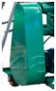 Linh kiện máy xay nghiền ngô, vỏ trấu, mùn cưa:  Vị trí dây đai