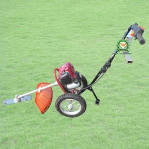 Máy cắt cỏ bằng bánh xe 3A (loại 01 tay cầm)