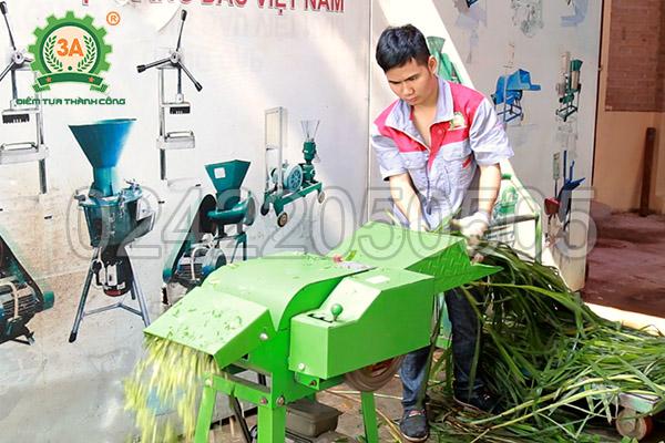 Máy băm thân cây ngô, cỏ voi 3A2,2Kw (11)