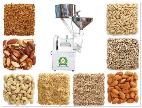 Hình ảnh: Máy nghiền bột nước các loại hạt thực phẩm
