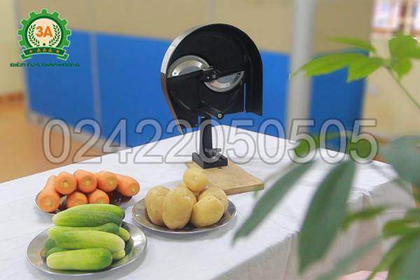 Hình ảnh Dụng cụ thái rau củ quả đa năng 3A (có tay quay)