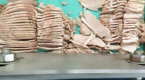 Máy cắt rau củ đa năng thái lát thịt luộc
