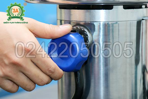 Núm khóa thân máy nghiền bột siêu mịn 3A2Kg
