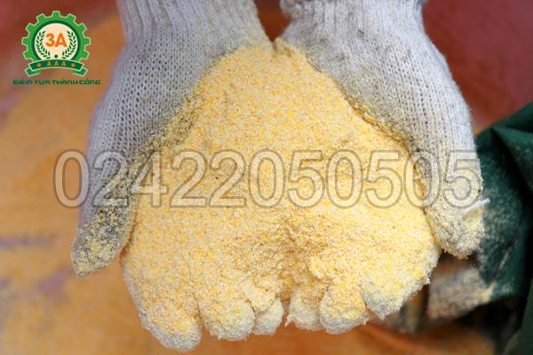 Sản phẩm đầu ra của máy xay bột khô 3A2,2Kw