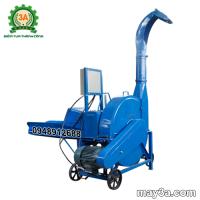 Máy băm cỏ voi 3A 9Z-6A giúp băm cỏ năng suất cao