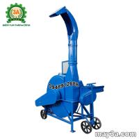 Máy băm cỏ voi 3A 9Z-6A giúp băm cỏ năng suất đạt 1-4 tấn/giờ