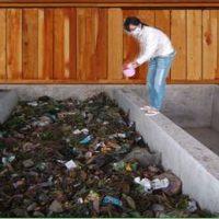 Ứng dụng chế phẩm EM xử lý rác đô thị