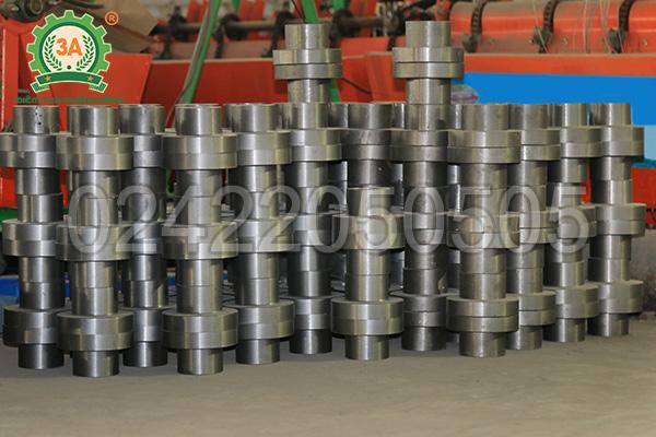 Xưởng sản xuất máy ép cám viên 3A (05)