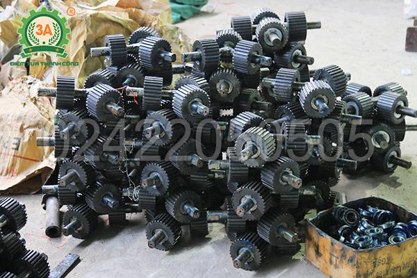 Xưởng sản xuất máy ép cám viên 3A (08)