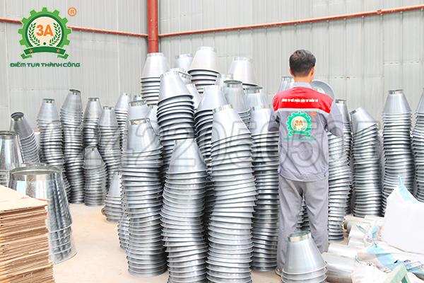 Xưởng sản xuất máy ép cám viên 3A (10)