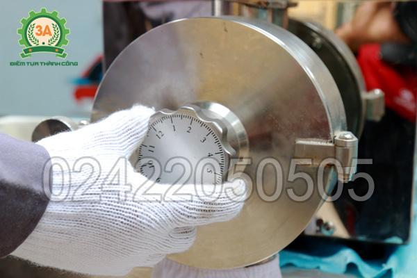 Núm điều chỉnh độ mịn của máy xay bột ngũ cốc 3A3Kw