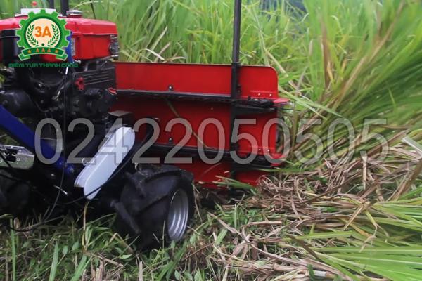 Máy cắt cỏ cho bò 3A8Hp có khả năng cắt đa dạng các loại cỏ