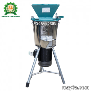 Hình ảnh Máy chế biến thức ăn chăn nuôi 3A2,2Kw (3fa/380V)