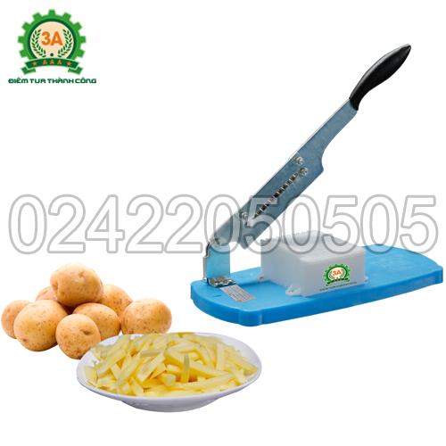 Dụng cụ thái khoai tây vuông 3A (01)