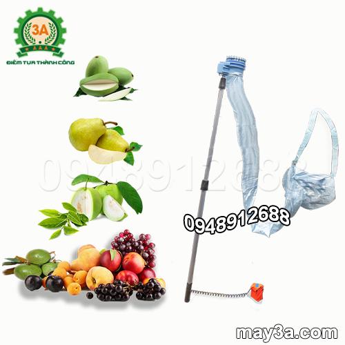Hình ảnh Dụng cụ hái trái cây chạy điện 3A