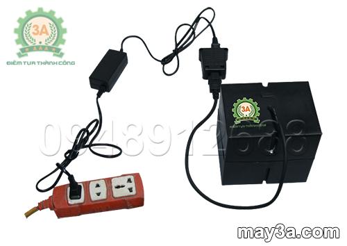 Sạc điện cho ắc quy Máy cắt cành cầm tay 3AD50