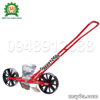 Dụng cụ gieo hạt giống một hàng 3A (kiểu xe đẩy) gieo hạt thẳng hàng