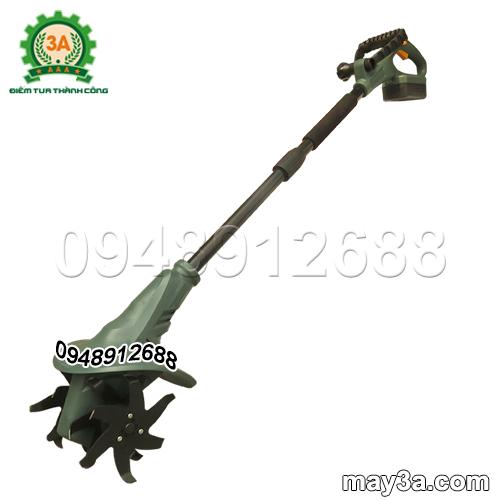 Kỹ thuật trồng cây đu đủ: Máy xới đất 3A