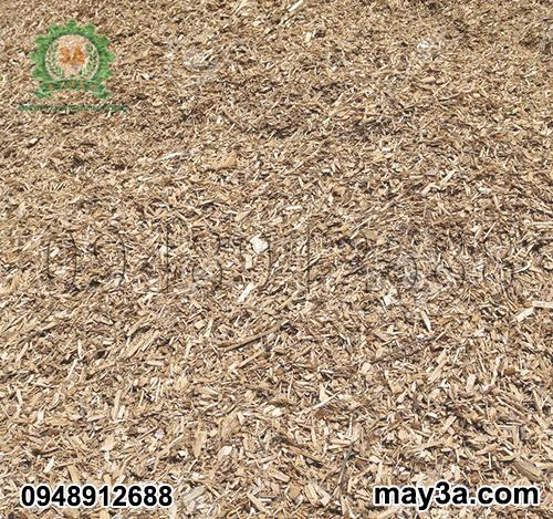 Sản phẩm dăm gỗ của Máy băm ván bóc 3A11Kw