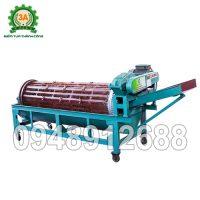 Máy rửa củ nông sản 3A XD500 năng suất đạt 300-350Kg/giờ