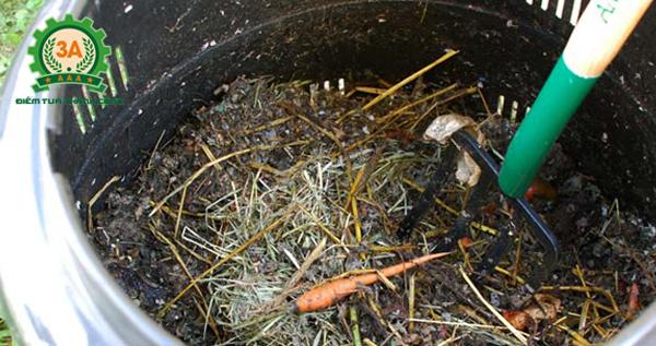 Sử dụng rác thải từ nhà bếp để làm phân hữu cơ: Cách trộn các loại rác hữu cơ