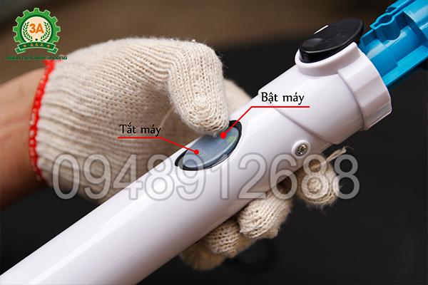 Chổi cọ rửa vệ sinh đa năng 3A dễ dàng khởi động và sử dụng