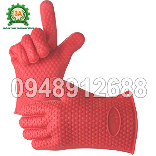Găng tay cách nhiệt đa năng 3A