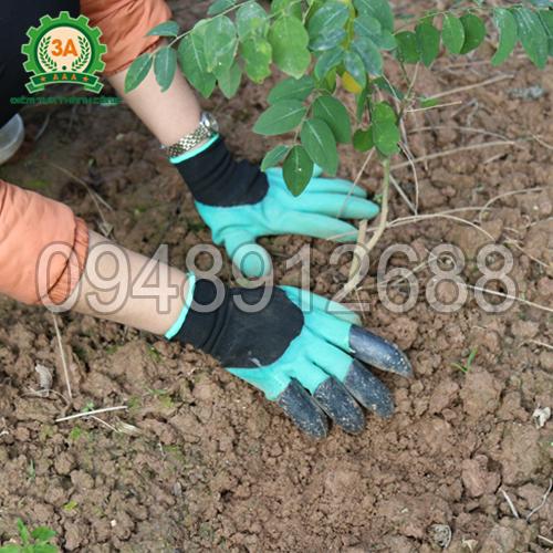 Găng tay làm vườn thông minh 3A giúp bạn làm vườn dễ dàng