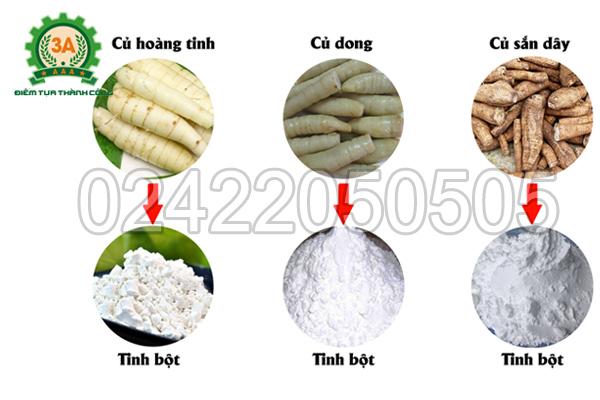 Máy nghiền nghệ 3A3Kw inox có khả năng nghiền đa dạng nguyên liệu