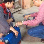 Cung cấp máy thông cống 3AGQ150 cho Công ty CP thoát nước và xử lý nước thải Bắc Ninh
