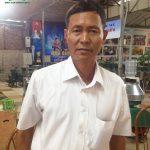 Chú Vũ Văn Thuần: Tôi là người đầu tiên của làng đầu tư cái máy cắt thái cá này…