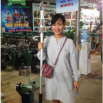 Bán kéo cắt cành 3A3M cho chị Phương ở Hà Nội