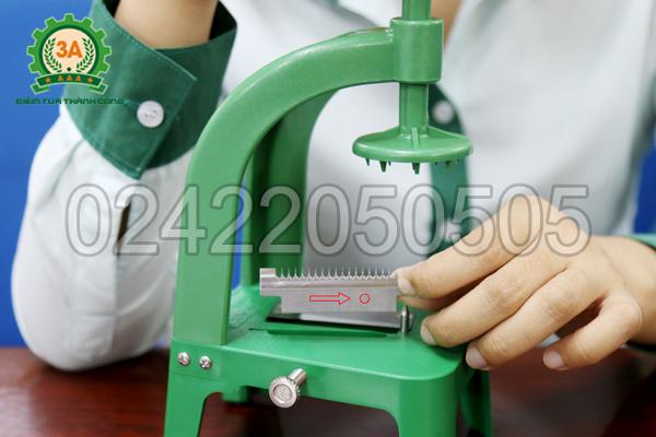 Dụng cụ bào sợi rau củ 3A tháo lắp dao dễ dàng