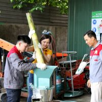 Nhà sáng chế Nguyễn Hải Châu cùng đồng hành trong chương trình nông dân khởi nghiệp trên kênh VTC2 (4)