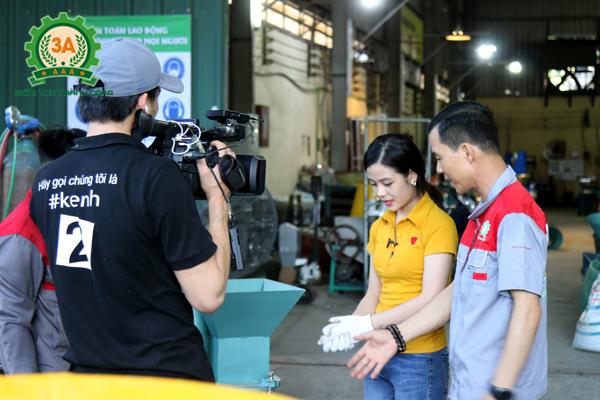 Nhà sáng chế Nguyễn Hải Châu cùng đồng hành trong chương trình nông dân khởi nghiệp trên kênh VTC2 (3)