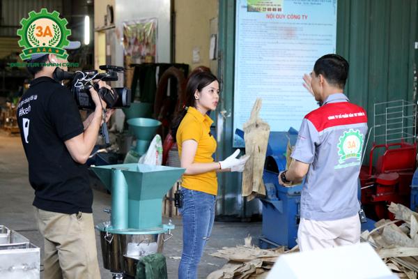 Nhà sáng chế Nguyễn Hải Châu cùng đồng hành trong chương trình nông dân khởi nghiệp trên kênh VTC2 (6)