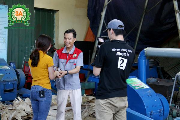 Nhà sáng chế Nguyễn Hải Châu cùng đồng hành trong chương trình nông dân khởi nghiệp trên kênh VTC2 (8)