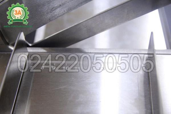 Thước đo của dụng cụ thái thịt đông lạnh 3A