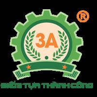 Logo máy nông nghiệp 3A