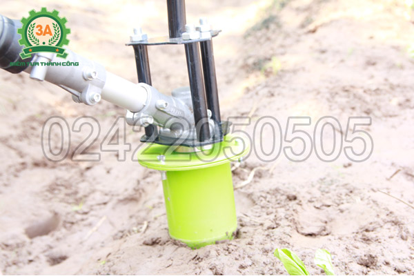 Mũi khoan của máy khoan lỗ trồng cây con 3A