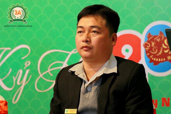 Giám đốc Công ty CPĐT Tuấn Tú - Anh Trần Minh Tuấn